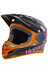bluegrass Intox Helm grey/orange/purple